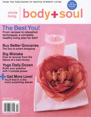 Body + Soul : Read On