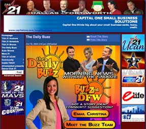 KTXA - CBS : The Daily Buzz