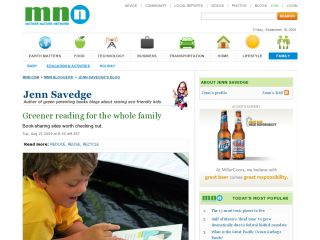 Mother Nature Network : Greener Reading For The Whole Family